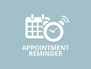 Bulk SMS for Appointment Reminders