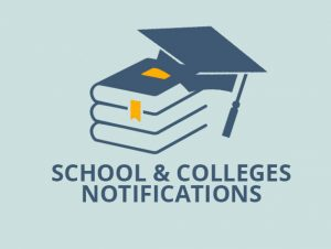 SMS Service for School & College Notifications